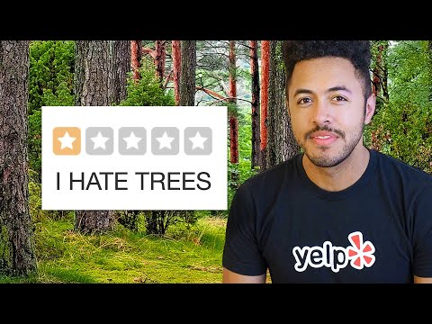 The Worst Yelp Reviews I've Ever Seen