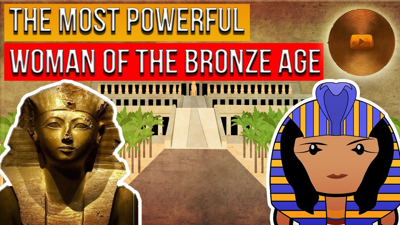 The Life Of Hatshepsut: Ancient Egypt's Female Pharaoh