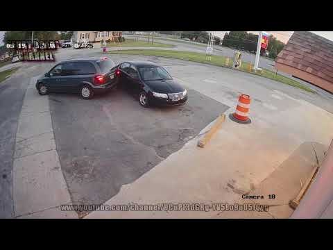 CAR CRASHES IN AMERICA #14 | BAD DRIVERS USA | NORTH AMERICAN DRIVING FAILS