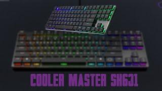 [Cowcot TV] Présentation clavier Cooler Master SK631