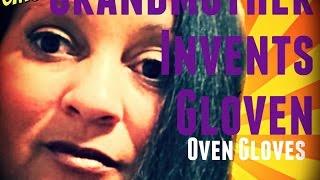 As seen on tv oven gloves Gloven Nomex & Kevlar