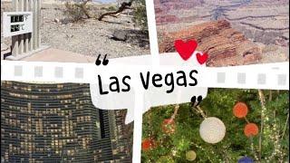 【VLOG #26】疫情后第一次坐飞机 地表最热死亡谷 拍照不如现场去看大峡谷 不夜城拉斯维加斯