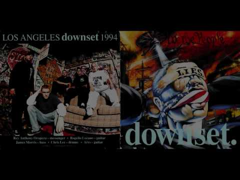 downset. - anger