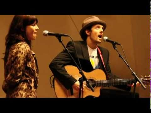 Tristan Prettyman & Jason Mraz - 3 CAM MIX - All I Want For Christmas Is Us - 12-18-10