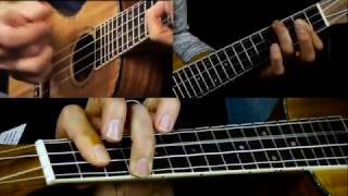 Die A Happy Man uke lesson | Ukulele chords | How To Play