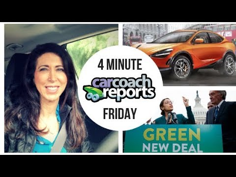 New Deal Auto >> How Does The Green New Deal Affect Cars And More Auto News