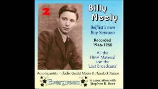 Masster Billy Neely boy soprano) singing Christopher Robin is Saying his Prayers