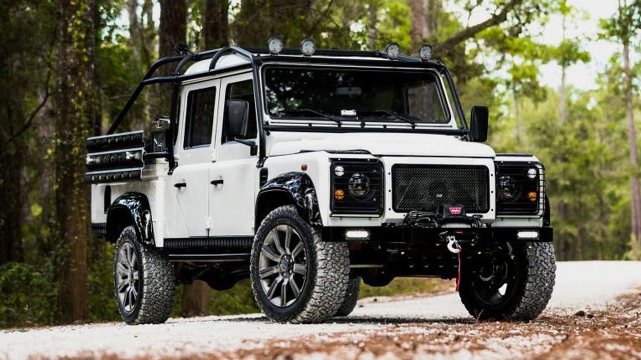 2021 Land Rover Defender 110 Pickup E C D Automotive ...