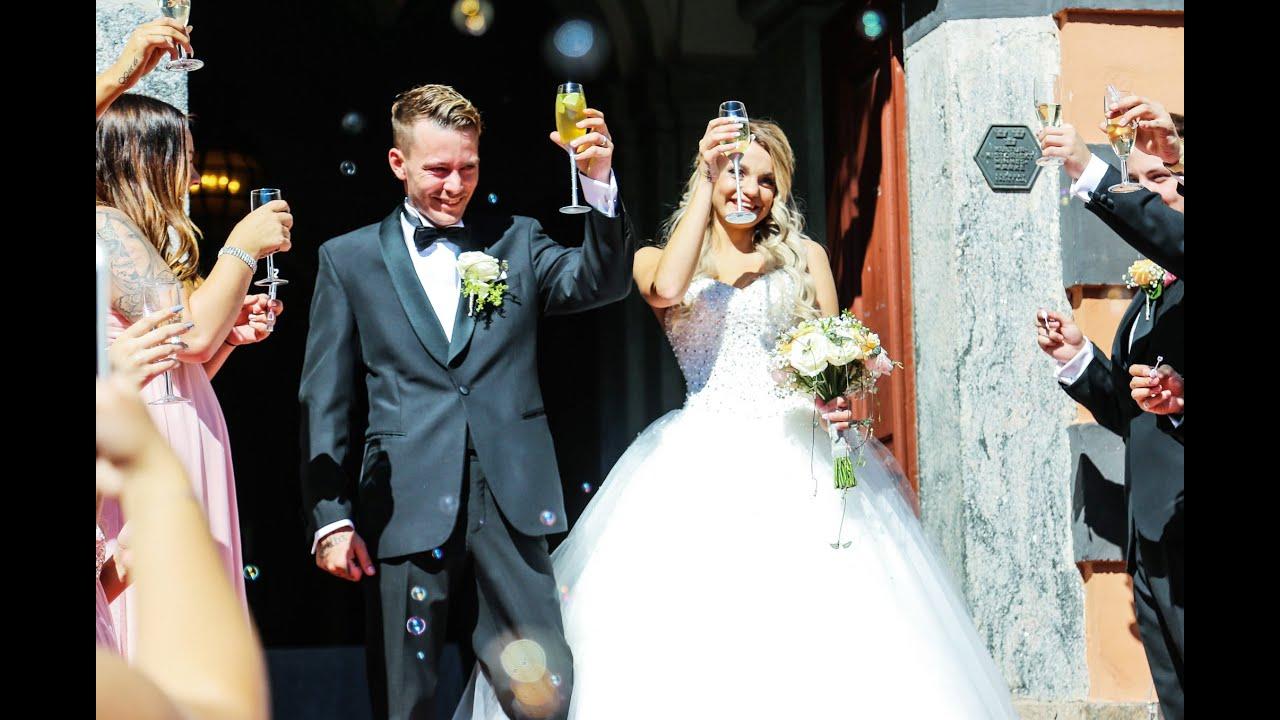 jocke och jonna bröllop live