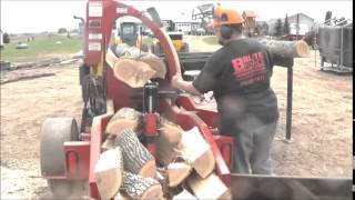 Brute Force Firewood Processor - Made In Wisconsin  - Buy American