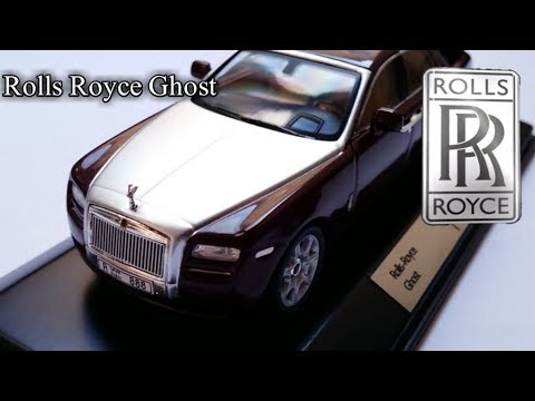 RoLL ROYCE GHOST || DIECAST MODEL || TOY REVIEW || SUPER CAR BY NAWAB SAAB OFFICIAL