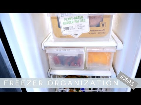 Freezer Organization Ideas  Rescue My Space