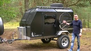 внедорожный караван НАВИ2 5