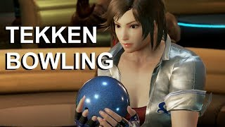 Ultimate Tekken Bowl! Checking out the new Tekken 7 DLC modes and costumes!