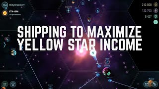 Hades' Star // Shipping to Maximize Yellow Star Income Video
