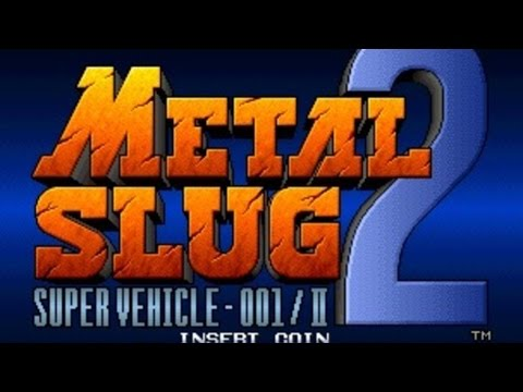 Metal Slug 2 - Neo Geo Longplay HD