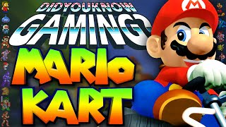 Mario Kart - Did You Know Gaming? Feat. Furst