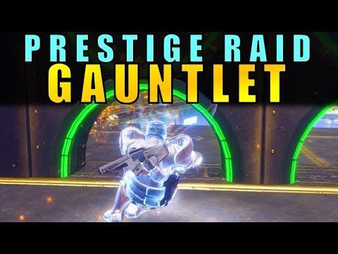 Destiny 2: GAUNTLET PRESTIGE GUIDE | Leviathan Raid Walkthrough
