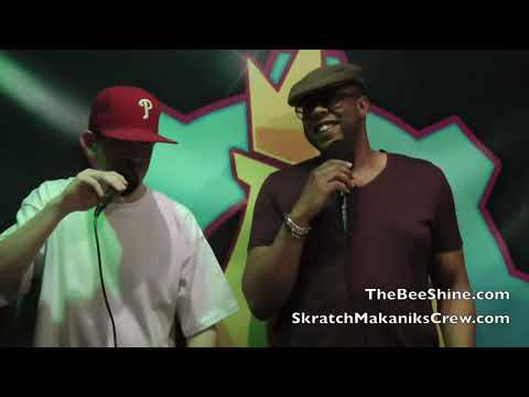 DJ Jay Ski interviews Dice Raw on The Roots, Jimmy Fallon, and more | TheBeeShine