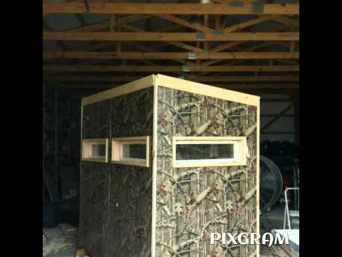 Enclosed Deer Stands Craigslist - Hunting Blind Supply