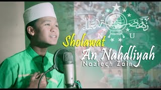 SHOLAWAT NAHDLIYAH - by Naziech Zain ( Music Video )
