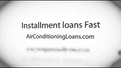 Air Conditioning Loans Texas
