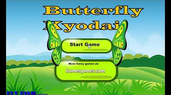 Butterfly Kyodai game