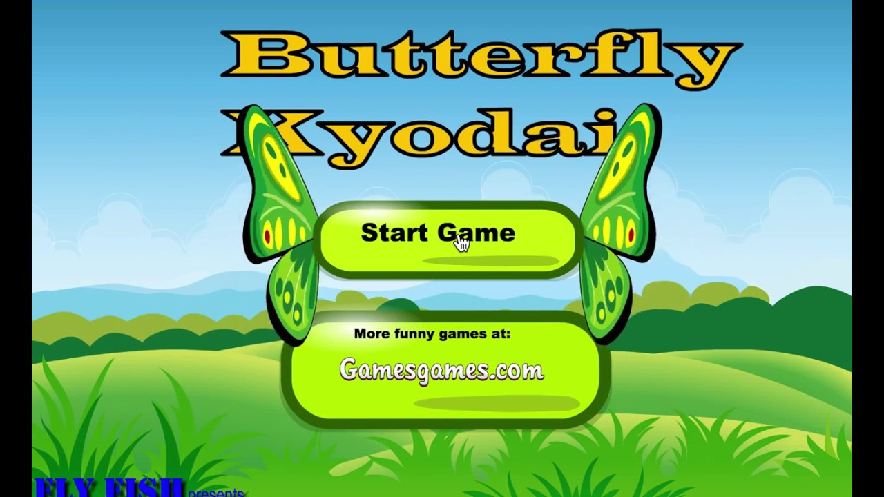 Butterfly Online Games