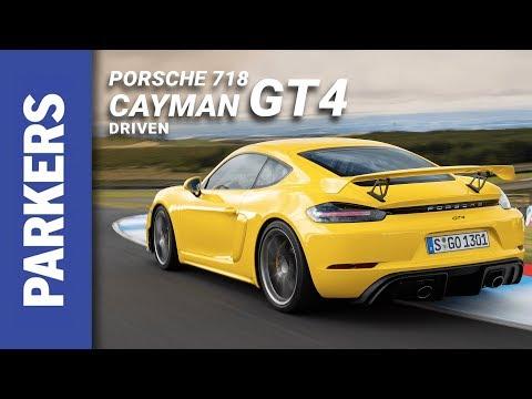 Porsche 718 Cayman GT4 | Best drivers car ever?