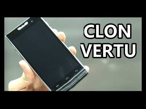 EL CLON PERFECTO DE VERTU - Doogee T3
