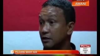 'Peluang masih ada' - Fandi Ahmad