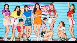 Momoland unveil the album cover for 'Fun to the World'