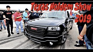 TEXAS HOLDEM TRUCK SHOW 2019/ DESTROYING TIRES
