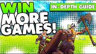 Win More Games!   Full In-Depth Gameplay Guide   Tips & Tricks   Fortnite Battle Royale