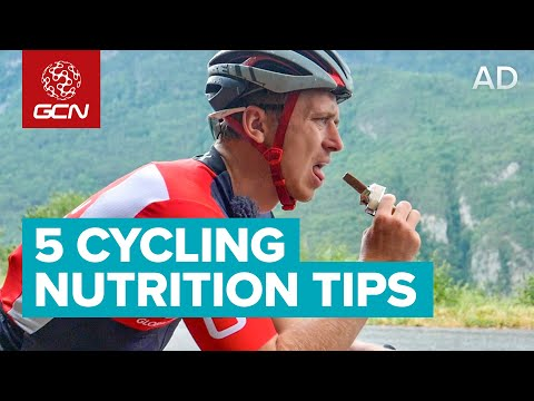 5 Nutrition Tips For Cyclists | Eat Better & Ride Faster With GCN