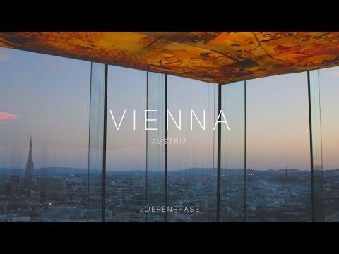 Vienna, Austria // Brussels to Vienna // Joe Penprase