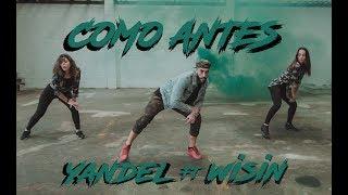 Como Antes - Wisin y Yandel Coreografia | Zumba Fitness