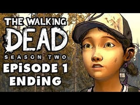 The Walking Dead: Season 2 - END - Gameplay / Walkthrough