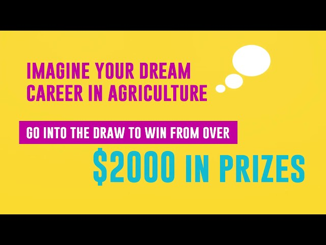 2019 National Agriculture Day Careers Competitiion