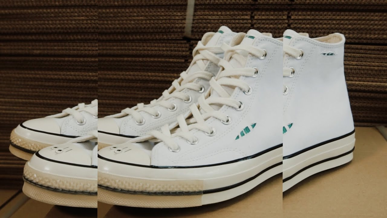 49352eef434b A Closer Look At Converse X Dr. Woo - YouTube