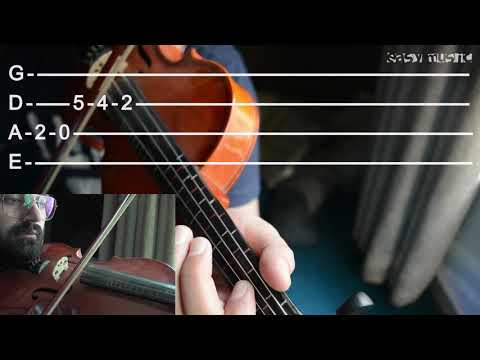Billie Eilish Lovely Violin Tutorial | How to play Violin | Easy Music Tutorial thumbnail