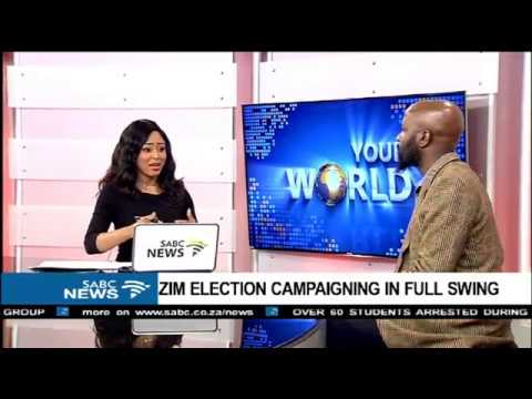 Dr William Mpofu looks at Zimbabwe election preparations