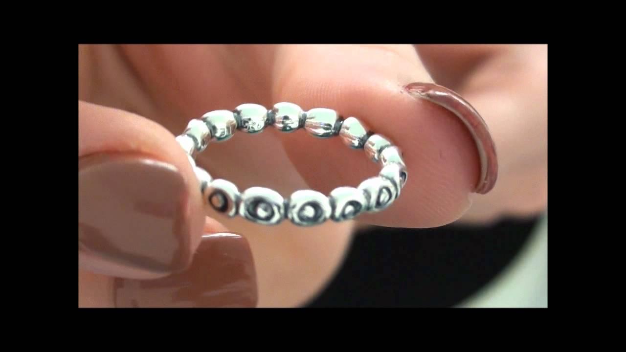 c8252d56c Pandora Celebration Ring at Argento - YouTube