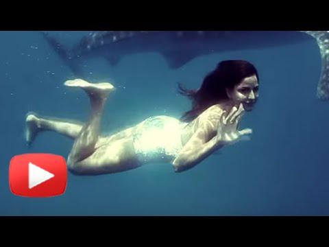 Katrina Kaif's Hot Swimwear Photoshoot - Vogue 2016 | Hot Or Not? thumbnail