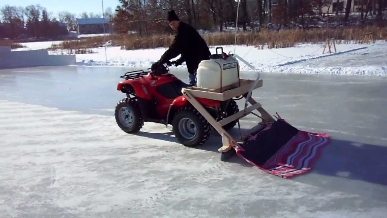 Mattson Zamboni Part 2 2012 Youtube