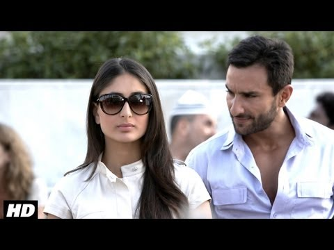 Raabta Agent Vinod Song with Lyrics  Saif Ali Khan, Kareena Kapoor