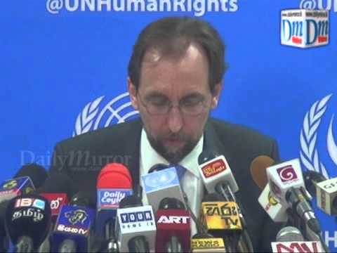 Decision is SL's sovereign Right UNHR Chief