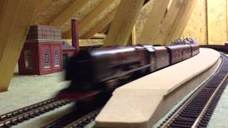 Hinchley Wood Model Railway Video 22