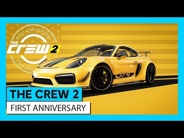 THE CREW 2 - FIRST ANNIVERSARY TRAILER