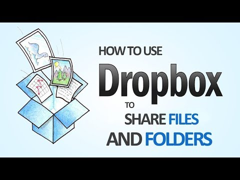 How To Use Dropbox To Share Files And Edit Do Ents Online